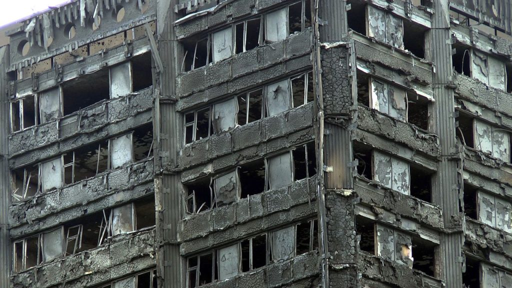 Social Murder: On the Grenfell Tower Fire